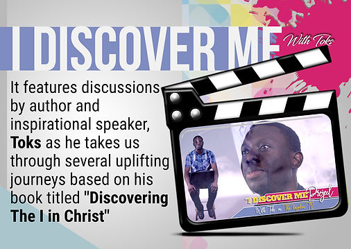 I Discover Me Project - The Kingdom TV