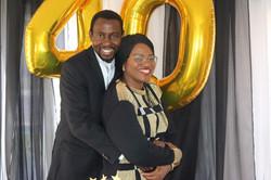 Seyi and Gbemi Agbelusi