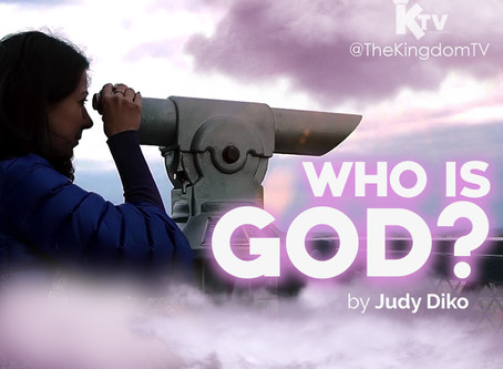 WHO IS GOD? - HIS CHARACTER