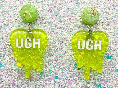 Slime Green Ughs **SEE DESCRIPTION**
