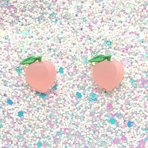 Peachy Keen Studs
