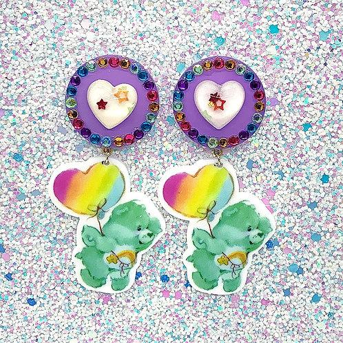Purple/Mint Empathy Cubs