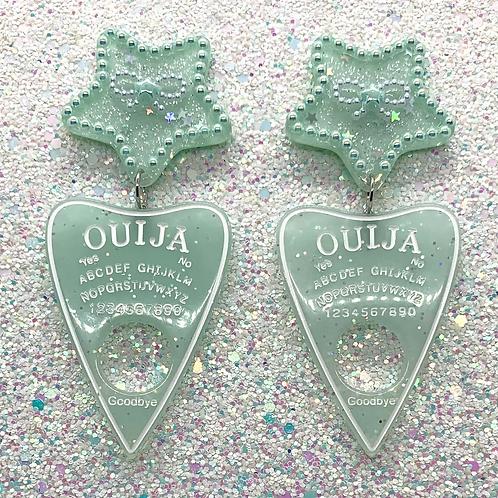 Dreamy Ouijas in Seafoam Green