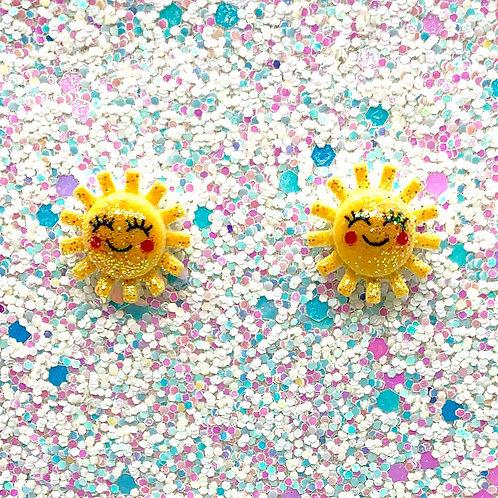 U R My Sunshine Studs