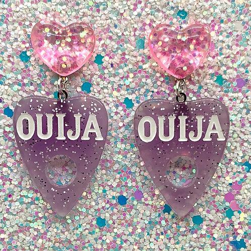 Purple Glitter Baby Ouijas