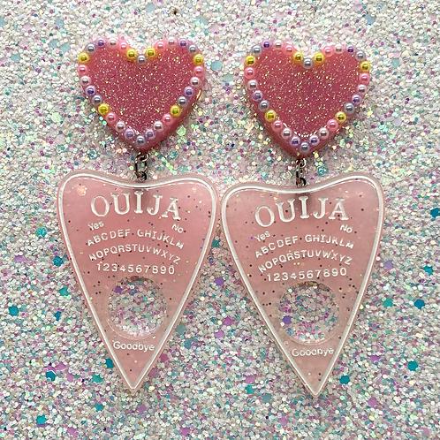 Pastel Pink Heart Ouijas
