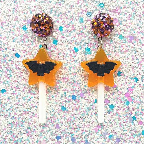 Orange Star Spoopy Pops