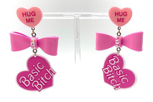 Hug Me BB Earrings