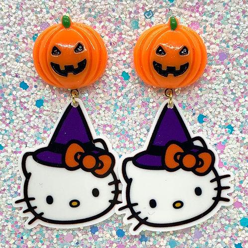 Pumpkin Cat Coven