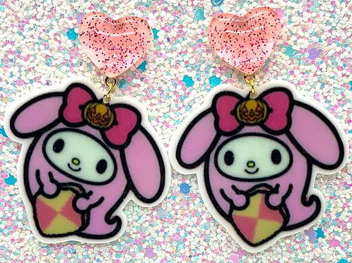 Glitter Spoopy Buns