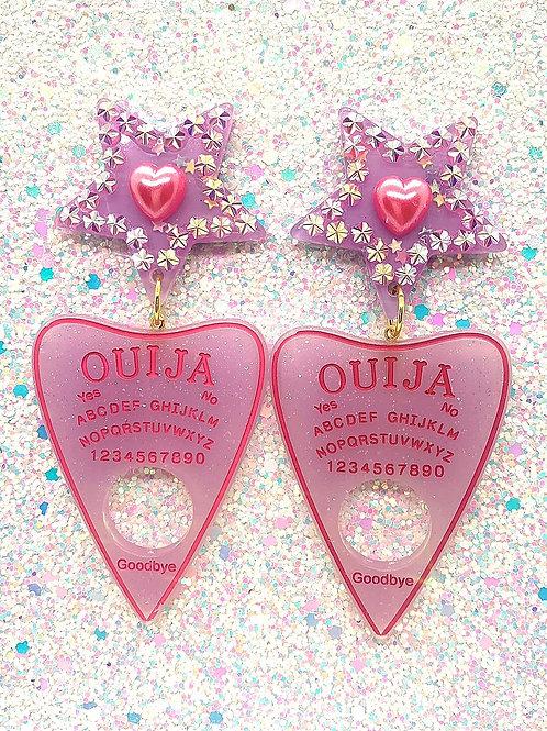 Purple w/Pink Ouijas
