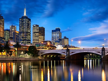 Melbourne's offering- a no brainer for property long term