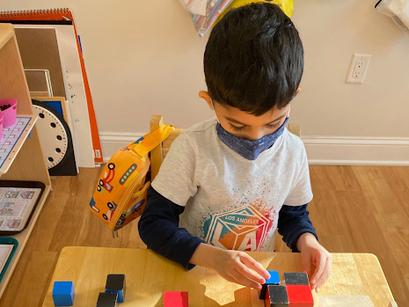 Montessori in a Minute: Mathematics