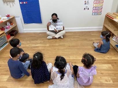 Teaching Excellence at Hudson Montessori School