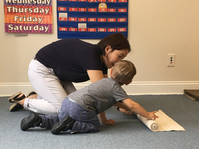 Montessori in a Minute: Work Mats