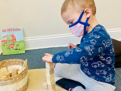 Learning From Our Children: Toddlers Show Us How Easy It Is to Wear Masks