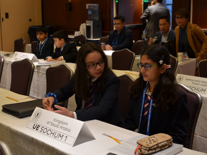 What Is the Montessori Model United Nations?