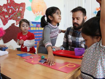 Montessori in a Minute: Sandpaper Letters