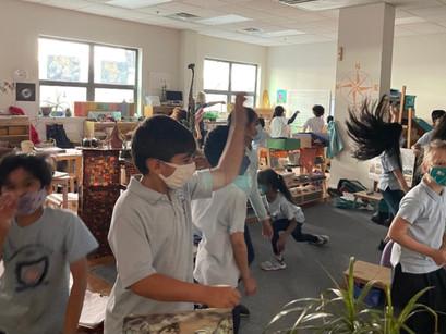 Hudson Montessori School Raises Nearly $10K New Playground