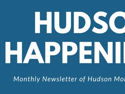 The Hudson Happenings Newsletter has Moved!