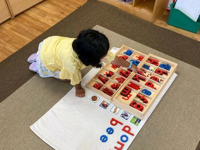 Montessori in a Minute: Language