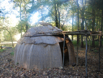 Lower Elementary Discusses Lenape Tribe History