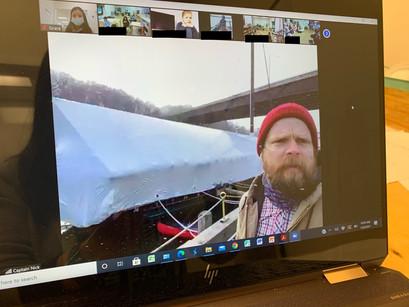 Elementary Children Learn Indigenous History Via a Hudson River Ship Captain
