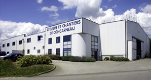 Ateliers et Chantier de Concarneau