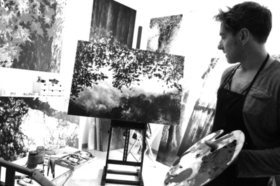 Massimo De Lorenzi pittore