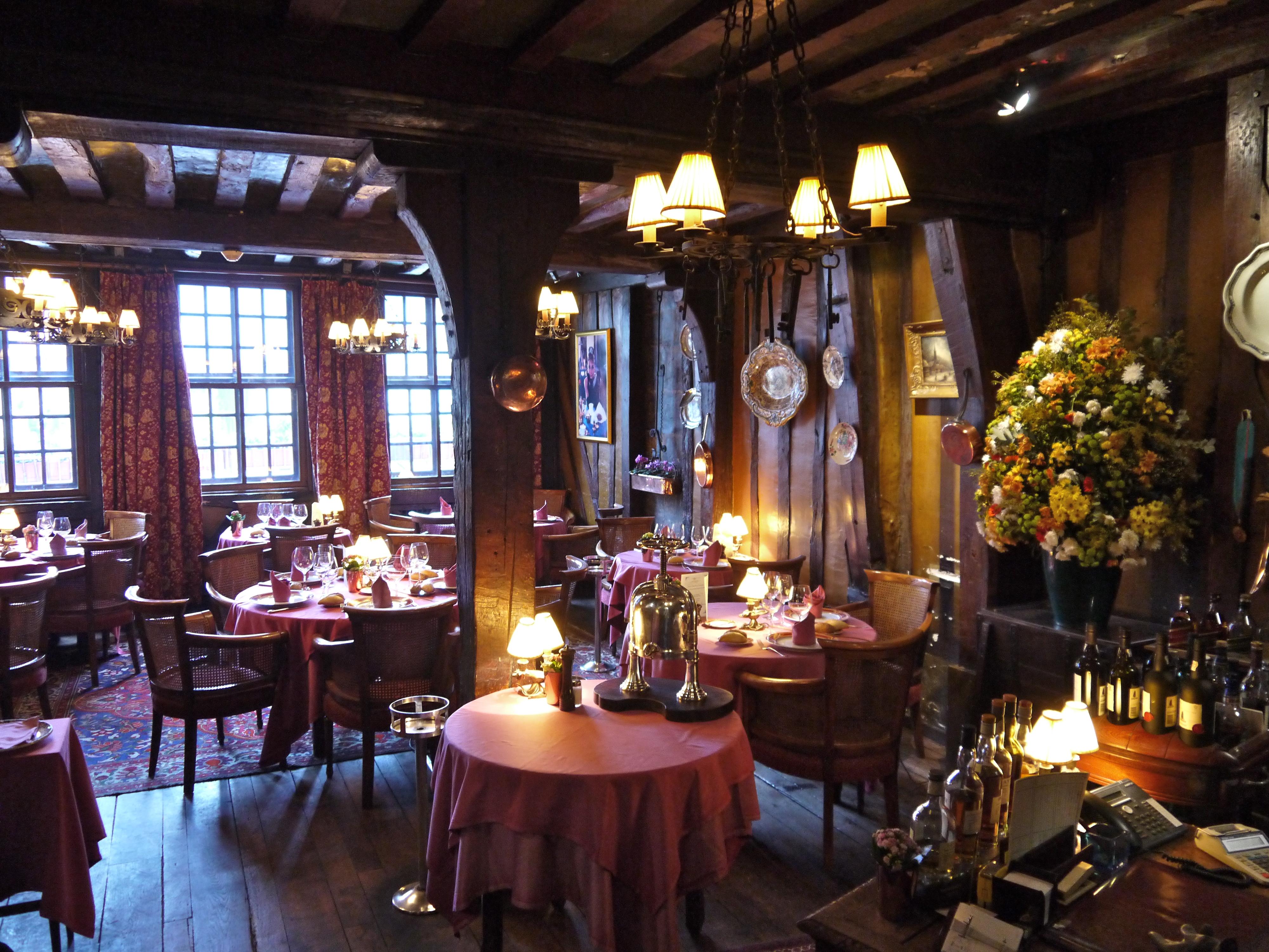 Restaurant La couronne Rouen