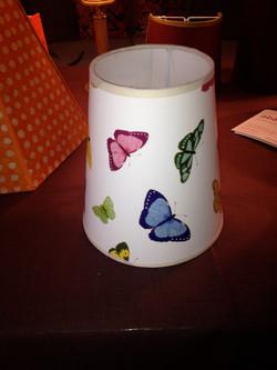 Conique haut & Papillons