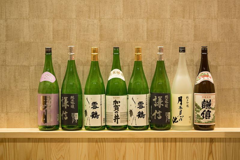 糸魚川5醸のお酒