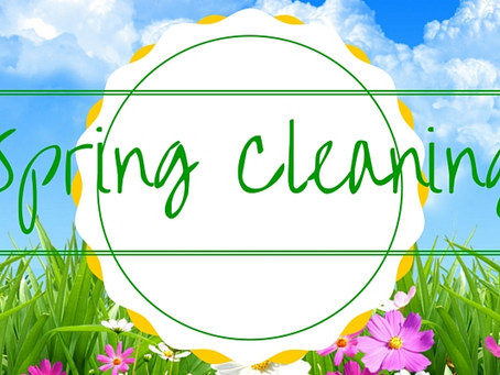Lacking that Spring Cleaning Motivation?  Major Benefits of Spring Cleaning in the Workplace.