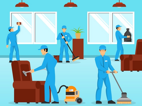 Types of Services Offered By Janitorial Companies