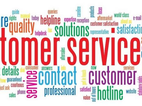 The Lowdown on Customer Service