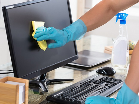 Helpful Tips For Disinfecting Your Office