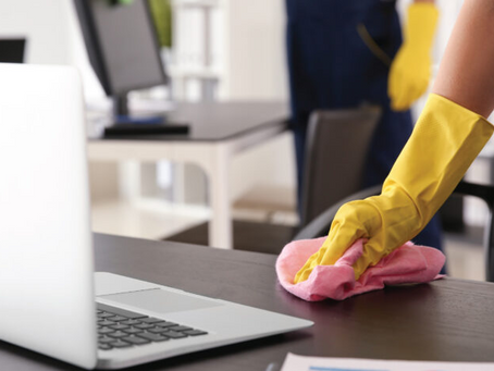 Top 5 Things Most Businesses Forget to Clean