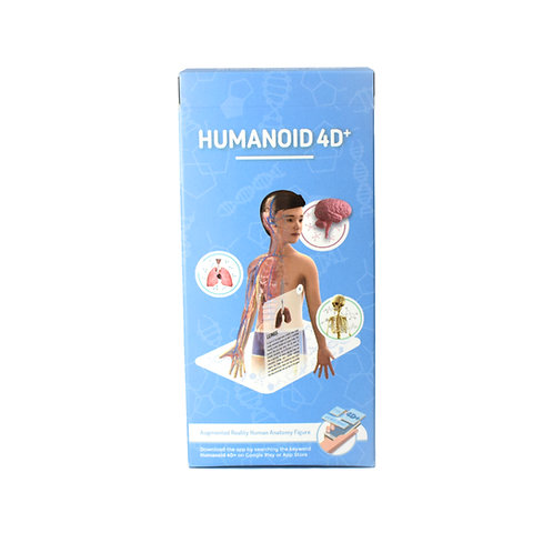 Карти Човек 4Д+