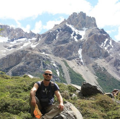 Solo hiking in Patagonia