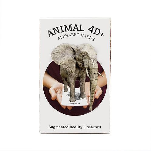 Карти Животни 4Д+