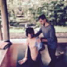 Roberto, adjustment, Bali