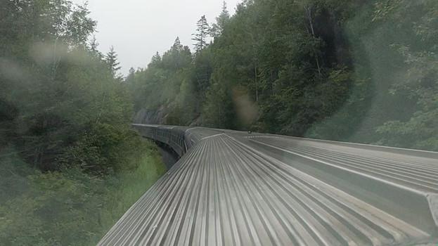 """VIA Rail's """"The Ocean"""""""