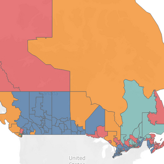 Canadian Federal Election Results Lookup Tool