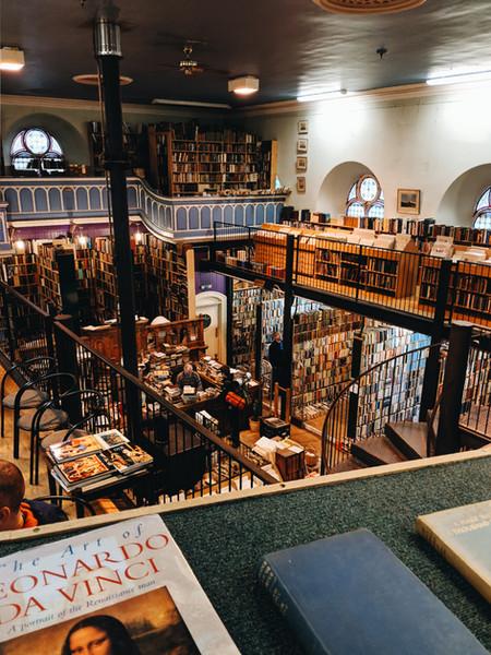Inverness, Scotland Bookshop