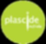 I-SACA_Plascide_green-logo-only_White-sm