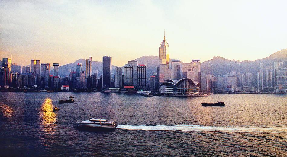 香港維多利亞港