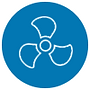 ExOzone ozone air output sterilization disinfection