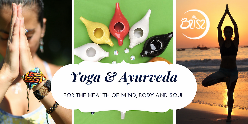 Yoga and Ayurveda Workshop (Part 2)