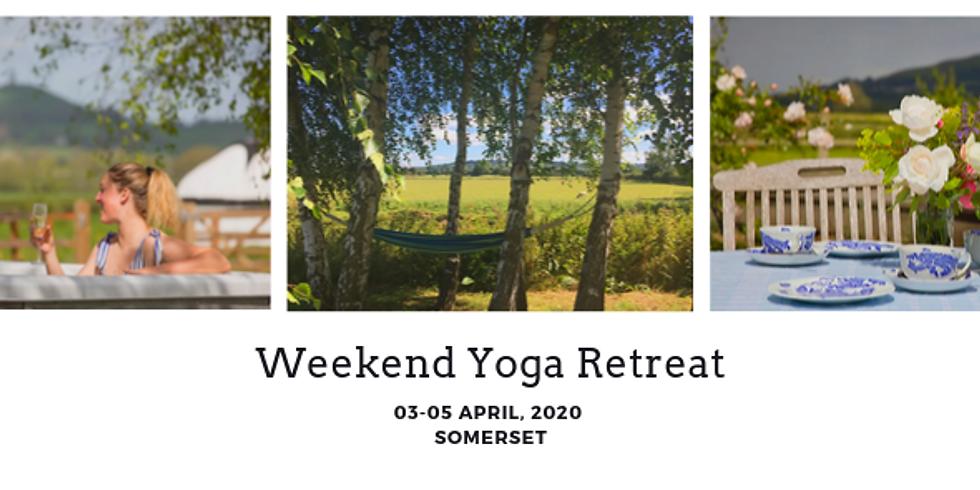 Embody Wellness ~Weekend Retreat in Somerset
