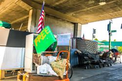 Homeless Community on 6th #1 2017